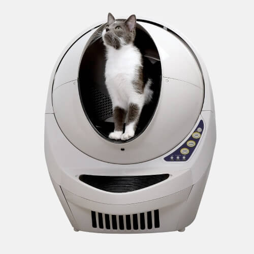 Litter Robot III Open Air Automatic Litter Box