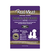 The Real Meat Air-Dried Lamb Dog & Cat Food