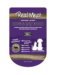 The Real Meat 14oz Lamb Dog & Cat Food