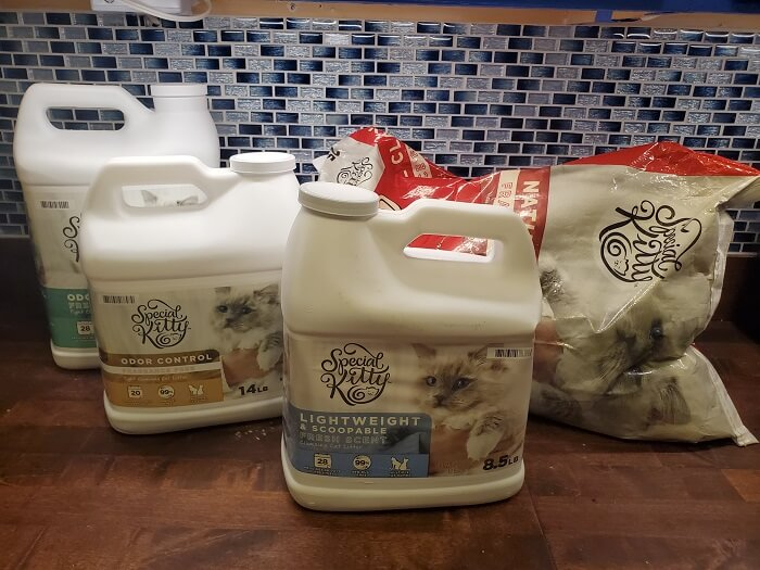 Unbiased Special Kitty Cat Litter Review