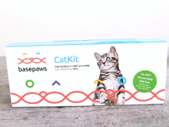 Basepaws Cat DNA Test Review Feature